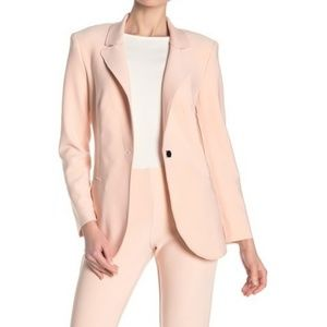 "Tahari | notch collar ""cut & sewn"" blazer NWT"